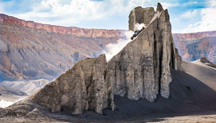 Ken Block nel deserto dello Utah per TerraKhana [Video] - Foto 1 di 13