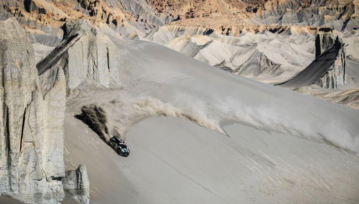 Ken Block nel deserto dello Utah per TerraKhana [Video] - Foto 11 di 13