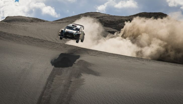 Ken Block nel deserto dello Utah per TerraKhana [Video] - Foto 12 di 13