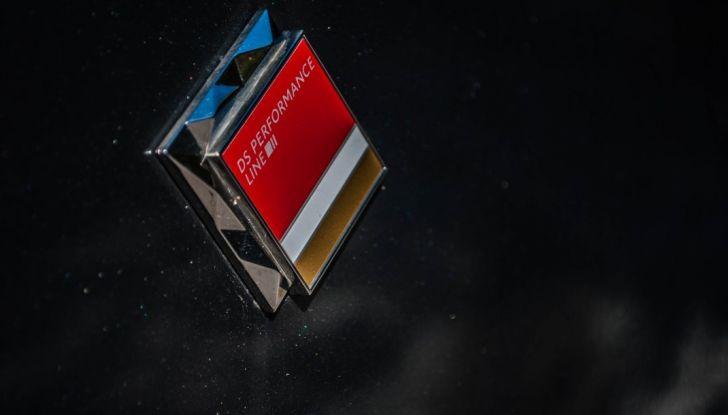 Prova su strada DS3 Performance Line: l'equilibrio del PureTech da 130CV - Foto 16 di 17