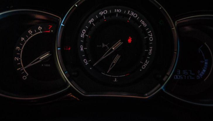 Prova su strada DS3 Performance Line: l'equilibrio del PureTech da 130CV - Foto 11 di 17