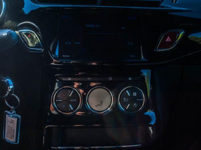 Prova su strada DS3 Performance Line: l'equilibrio del PureTech da 130CV - Foto 8 di 17