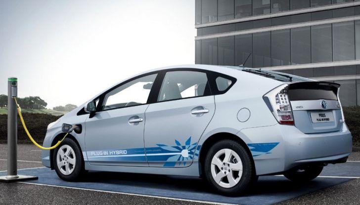 Quasi il 10% delle vetture circolanti sono a GPL, metano, ibride ed elettriche - Foto 18 di 18