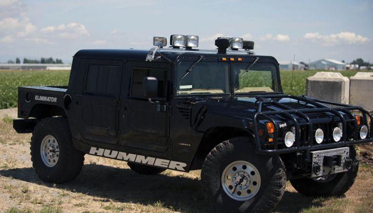 L'Hummer H1 del rapper Tupac sarà in vendita a 100.000 dollari - Foto 1 di 18