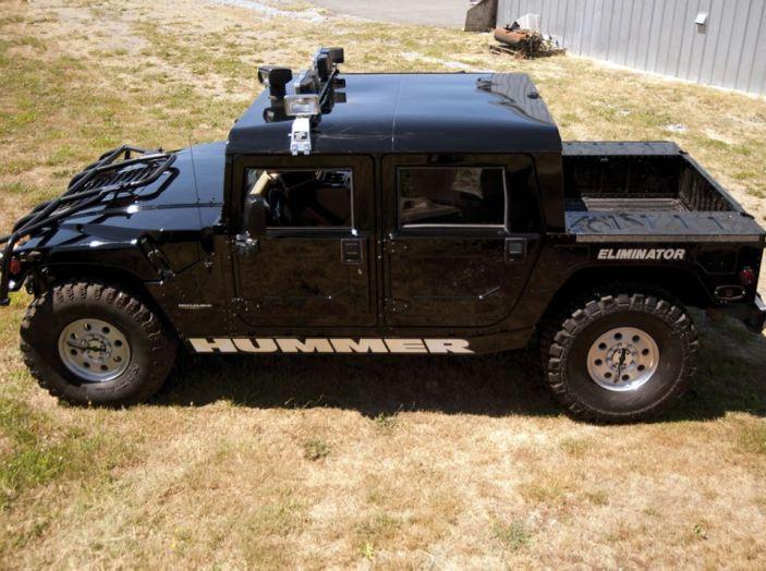 L'Hummer H1 del rapper Tupac sarà in vendita a 100.000 dollari - Foto 5 di 18