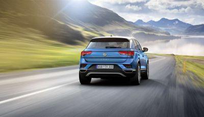 Volkswagen T-Roc ora disponibile con motore 1.6 TDI