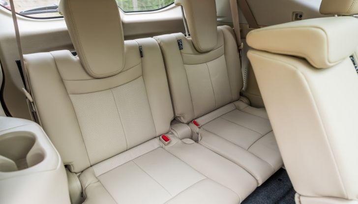 Nissan X-Trail 2018: Prova su strada, opinioni e dati tecnici del SUV 5 o 7 posti - Foto 34 di 36