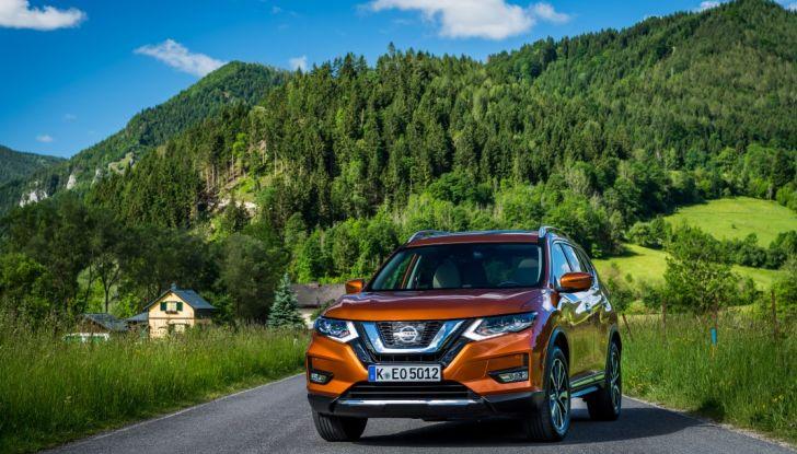 Nissan X-Trail 2018: Prova su strada, opinioni e dati tecnici del SUV 5 o 7 posti - Foto 4 di 36