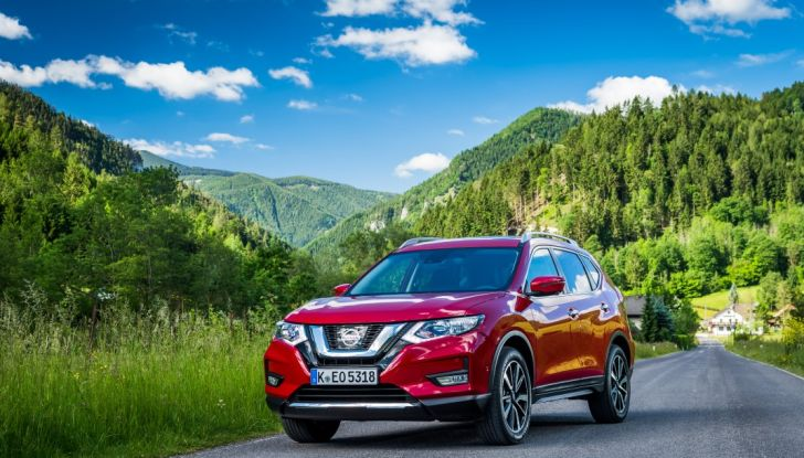 Nissan X-Trail 2018: Prova su strada, opinioni e dati tecnici del SUV 5 o 7 posti - Foto 8 di 36