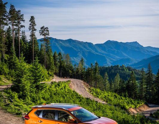 Nissan X-Trail 2018: Prova su strada, opinioni e dati tecnici del SUV 5 o 7 posti - Foto 23 di 36