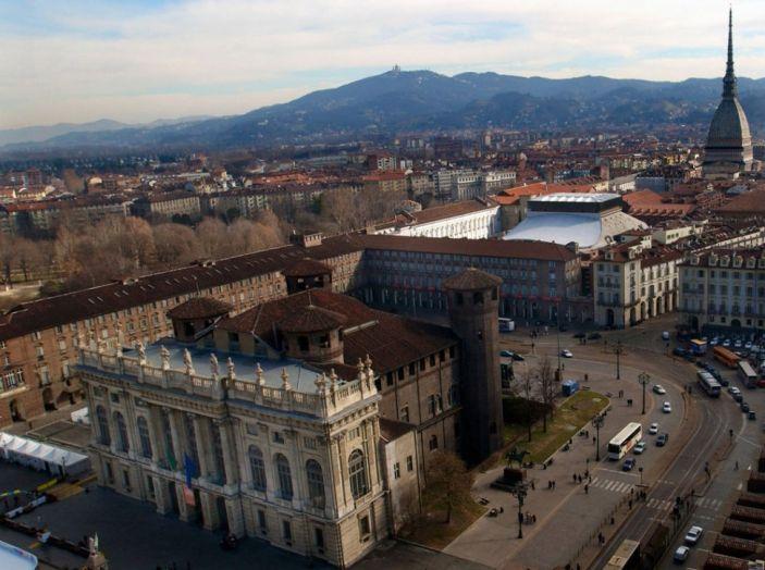 Strisce blu e ZTL: a Torino si paga in base al reddito - Foto 9 di 9