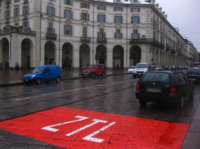 Strisce blu e ZTL: a Torino si paga in base al reddito - Foto 3 di 9