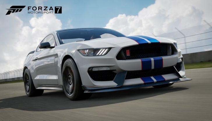 Forza Motorsport 7: lista completa delle nuove auto - Foto 11 di 14