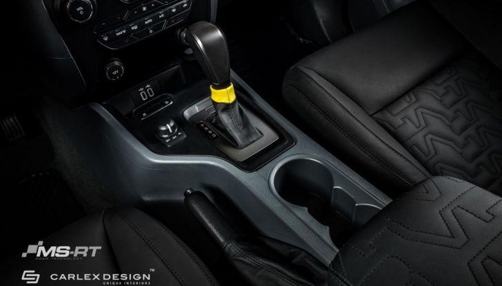MS-RT e Carlex Design: il SUV di Valentino Rossi targato Ford - Foto 12 di 21