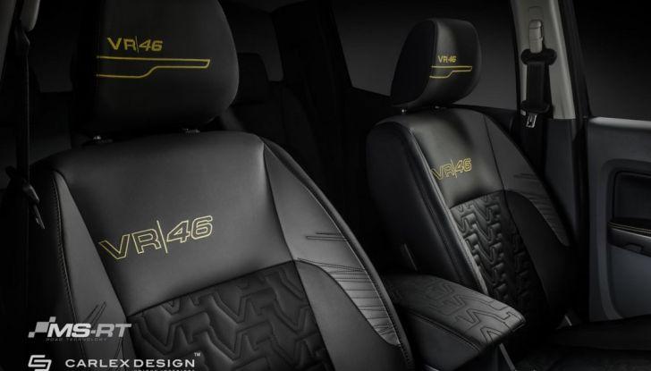 MS-RT e Carlex Design: il SUV di Valentino Rossi targato Ford - Foto 13 di 21