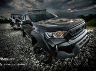 MS-RT e Carlex Design: il SUV di Valentino Rossi targato Ford