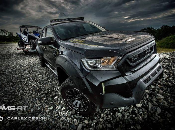 MS-RT e Carlex Design: il SUV di Valentino Rossi targato Ford - Foto 14 di 21
