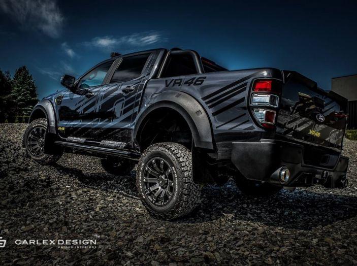 MS-RT e Carlex Design: il SUV di Valentino Rossi targato Ford - Foto 3 di 21