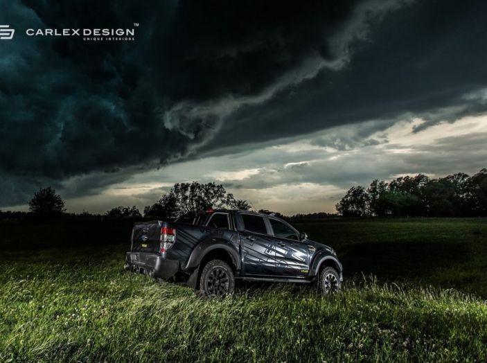 MS-RT e Carlex Design: il SUV di Valentino Rossi targato Ford - Foto 18 di 21