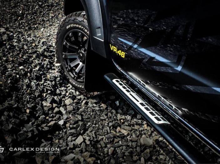 MS-RT e Carlex Design: il SUV di Valentino Rossi targato Ford - Foto 19 di 21