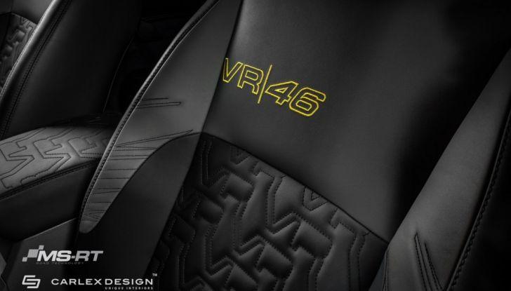 MS-RT e Carlex Design: il SUV di Valentino Rossi targato Ford - Foto 4 di 21