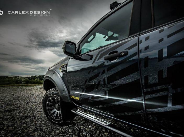 MS-RT e Carlex Design: il SUV di Valentino Rossi targato Ford - Foto 20 di 21