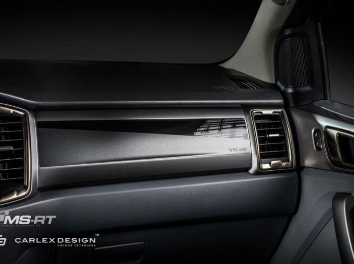 MS-RT e Carlex Design: il SUV di Valentino Rossi targato Ford - Foto 5 di 21