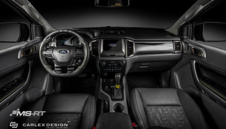 MS-RT e Carlex Design: il SUV di Valentino Rossi targato Ford - Foto 6 di 21