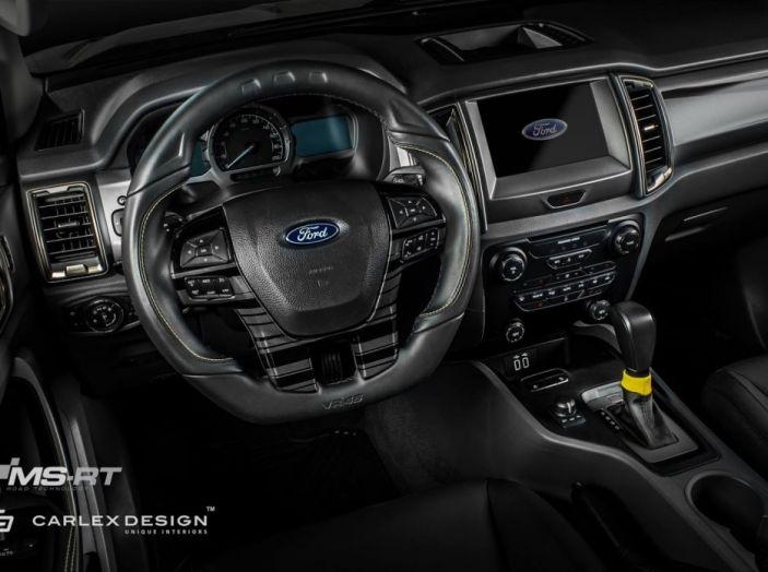 MS-RT e Carlex Design: il SUV di Valentino Rossi targato Ford - Foto 7 di 21
