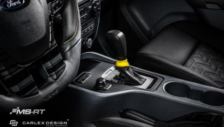 MS-RT e Carlex Design: il SUV di Valentino Rossi targato Ford - Foto 8 di 21