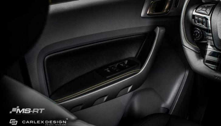 MS-RT e Carlex Design: il SUV di Valentino Rossi targato Ford - Foto 9 di 21
