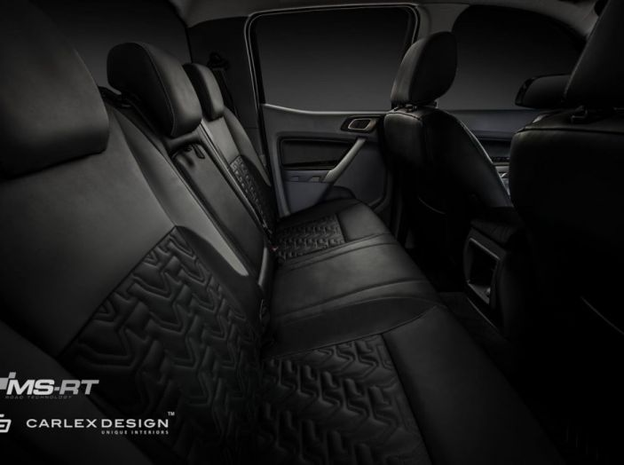 MS-RT e Carlex Design: il SUV di Valentino Rossi targato Ford - Foto 11 di 21
