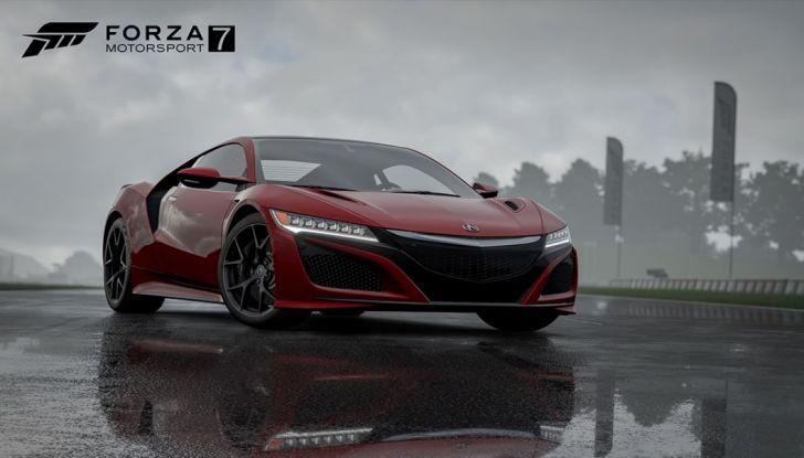 Alfa Romeo Giulia QV protagonista di Forza Motorsport 7 - Foto 13 di 14