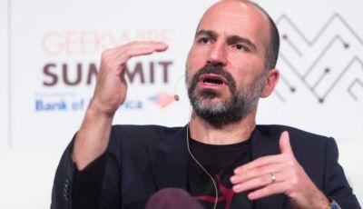 Dara Khosrowshahi nuovo CEO di Uber