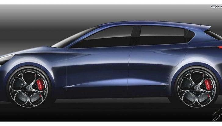 Alfa Romeo Giulietta nuova generazione: la vorreste così? - Foto 1 di 4