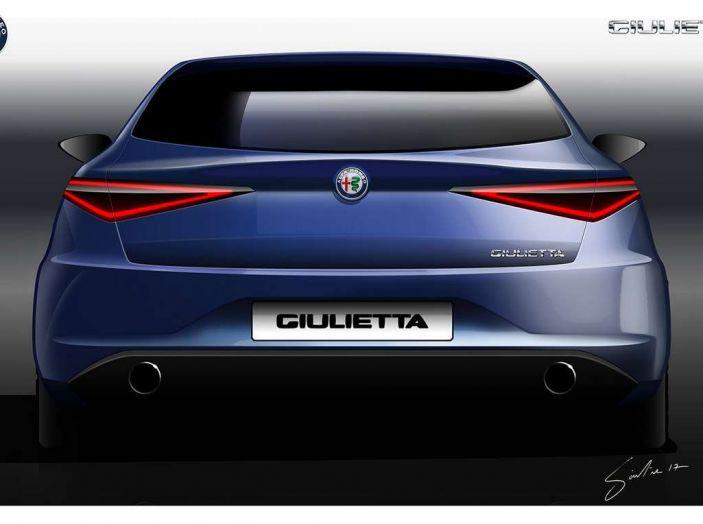 Alfa Romeo Giulietta nuova generazione: la vorreste così? - Foto 3 di 4