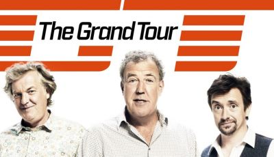 Amazon Prime conferma The Grand Tour 4 per il 2020