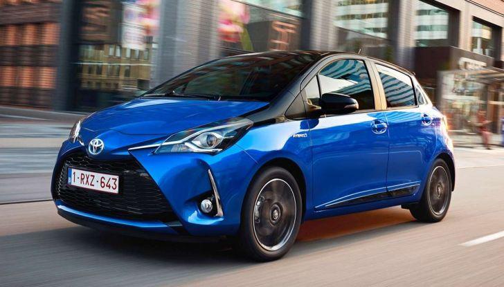 Quasi il 10% delle vetture circolanti sono a GPL, metano, ibride ed elettriche - Foto 14 di 18
