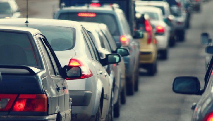 Smog inquinamento auto