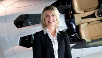 Katia Bassi è il nuovo Chief Marketing Officer di Lamborghini