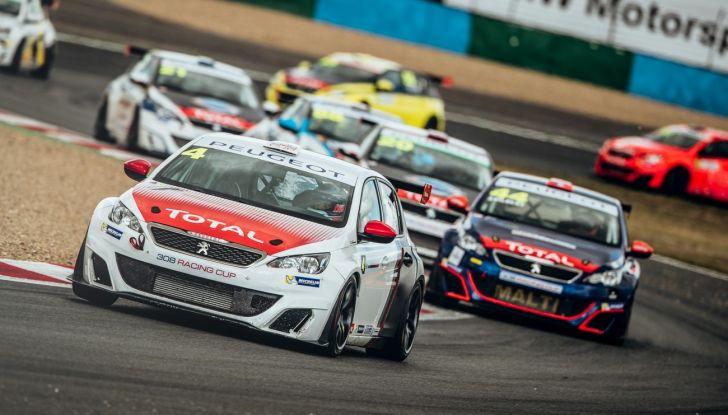 Magny Cours – Julien Briché porta a casa il titolo con la Peugeot 308 Racing Cup - Foto 4 di 6