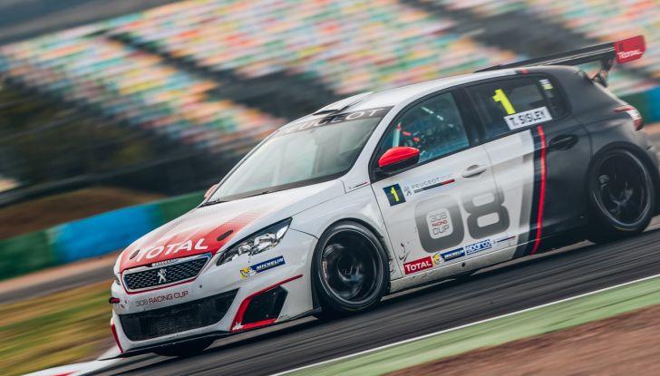 Magny Cours – Julien Briché porta a casa il titolo con la Peugeot 308 Racing Cup - Foto 5 di 6