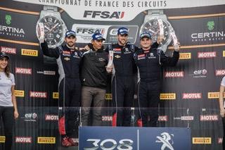 Magny Cours – Julien Briché porta a casa il titolo con la Peugeot 308 Racing Cup - Foto 3 di 6