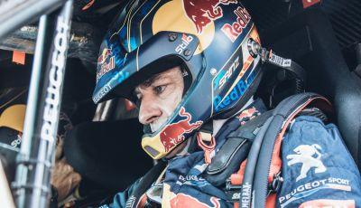 Rally del Marocco – Voce al Team Peugeot