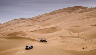 Rally del Marocco - Peugeot 3008 DKR lancia la sfida