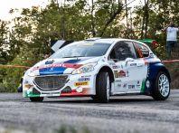 Rally di Roma – Paolo Andreucci riesce a fare una gara 1 molto attenta