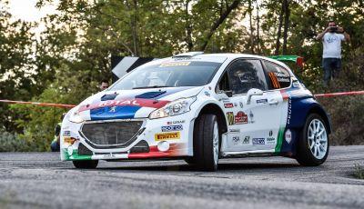Rally di Roma- Paolo Andreucci (Peugeot 208 T16) ai nostri microfoni