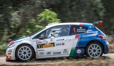 Rally di Roma Capitale al via venerdì con Peugeot sempre più agguerrita