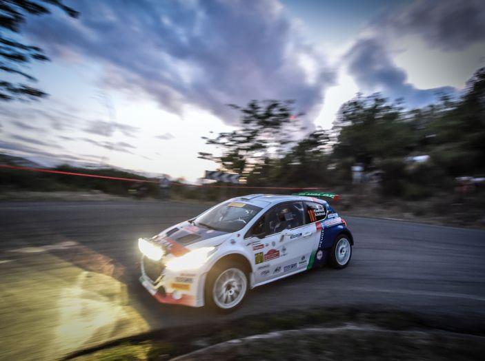 Rally di Roma – Peugeot sul podio in Tappa 1 - Foto 1 di 3