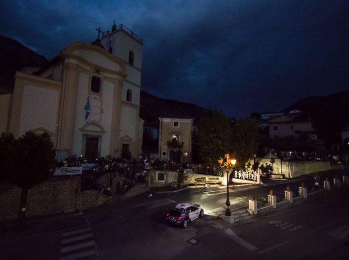 Rally di Roma – Voce ai piloti Peugeot, Andreucci e Pollara (neocampione 2 ruote motrici) - Foto 1 di 3